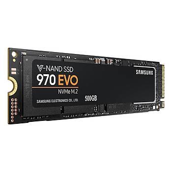 500GB SAMSUNG 970 EVO M.2 NVMe MZ-V7E500BW(3400/2300)SSD