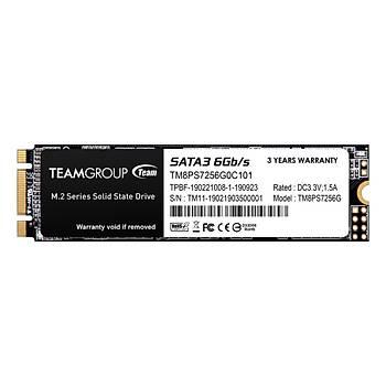 256 GB TEAM MS30 500/400MB/s  SATA M.2 2280 SSD