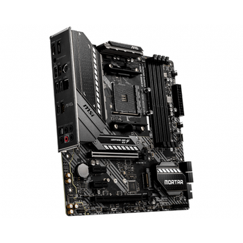 MSI MAG B550M MORTAR DDR4 4400(OC)Mhz MATX AM4