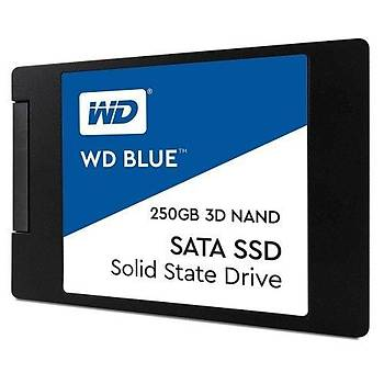 """250GB WD BLUE 2.5"""" 550/525MB/s WDS250G2B0A SSD"""