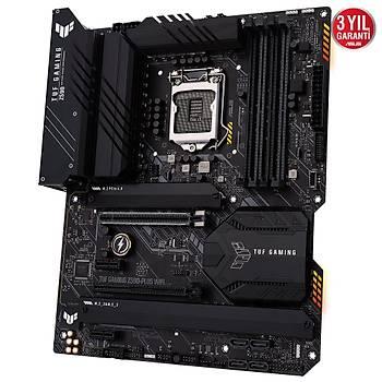 ASUS TUF GAMING Z590-PLUS WIFI DDR4 5133Mhz 1200p