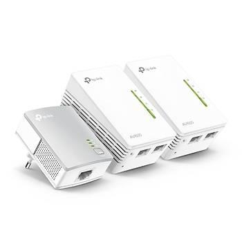 TP-LINK TL-WPA4220T KIT 300MBPS POWERLINE KIT(3LÜ)