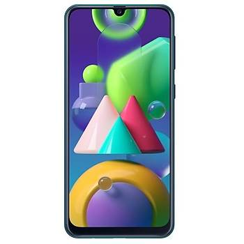 SAMSUNG GALAXY M21 64GB YEÞÝL CEP TELEFONU - DÝST