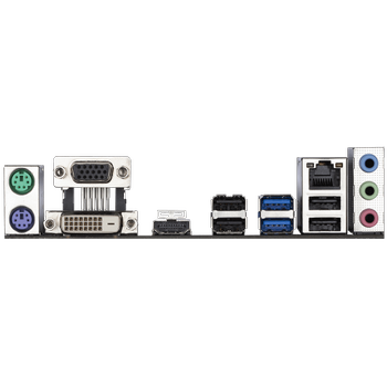GIGABYTE H410M-S2H DDR4 2933MHz DVI HDMI 1200p