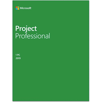 MICROSOFT PROJECT PROFESSIONAL 2019- ESD H30-05756