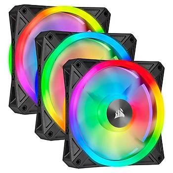 CORSAIR RGB CO-9050098-WW QL120 3'LU KASA FANI