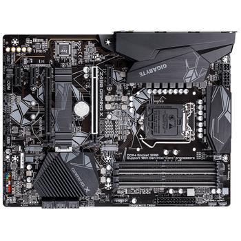 GIGABYTE Z490 GAMING X DDR4 4600(OC)/2133MHz HDMI 1200p