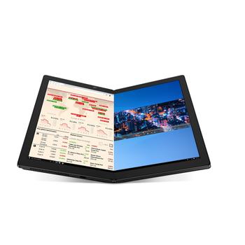 """LENOVO X1 Fold 20RL000YTX i5-L16G7 8GB 512GB SSD 13.3"""" W10PRO TOUCH + Fold Klavye + Kalem"""