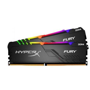 16GB HYPERX RGB DDR4 3200Mhz HX432C16FB3AK2/16 2x8G