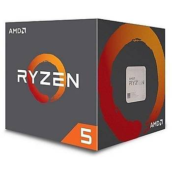 AMD RYZEN 5 2600 3.4GHz/3.9GHz 19MB 2.NESÝL AM4 FANLI