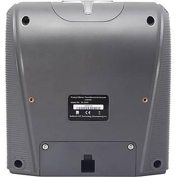 SUNLUX XL-2054 1D MASAÜSTÜ BARKOD OKUYUCU USB (ÇOK YÖNLÜ-KABLOSUZ)