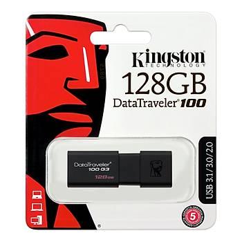 128GB USB3.0 DT100G3/128GB KINGSTON