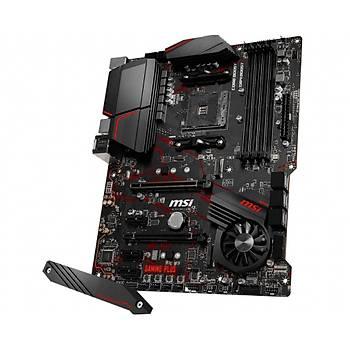 MSI MPG X570 GAMING PLUS DDR4 4400(OC)MHZ ATX AM4