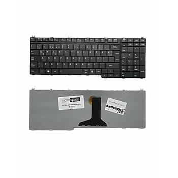 Toshiba Satellite P500-178, P500-17U Uyumlu Laptop Klavye Siyah TR