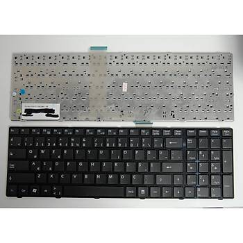 MSI X600 Laptop Klavye Türkçe