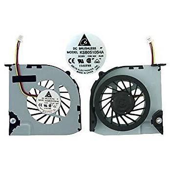 608231-001 KSB05105HA-9L05 Laptop CPU Fan