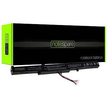 Asus GL752VW-T4503T GL752VL-T4037T Laptop Batarya Pil A++