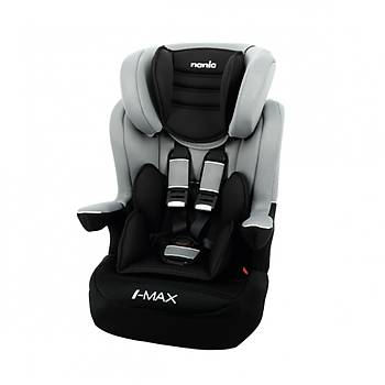 Nania I-Max Isofix 9-36Kg Oto Koltuðu - Grey