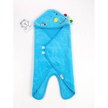 Erkek Bebek Battaniye