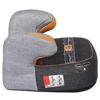 ComfyMax Premium 15-36kg Yükseltici Oto koltuðu Grey Jean