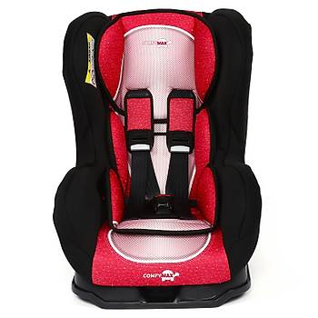 ComfyMax Lux 0-25kg Oto koltuðu Skyline Red