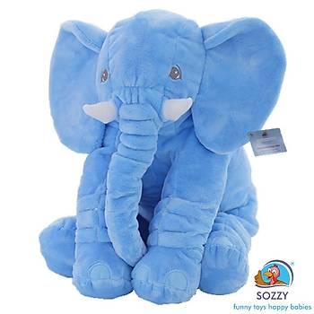 Sozzy Toys Büyük Yumuþak Uyku Filim - Mavi SZY148
