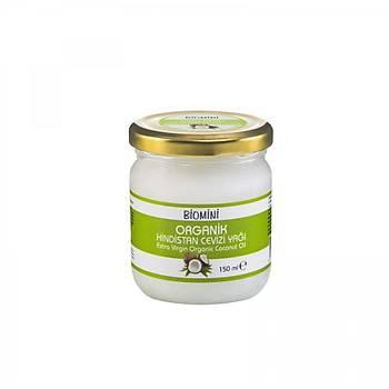 Biomini Organik Hindistan Cevizi Yaðý - 150 ml