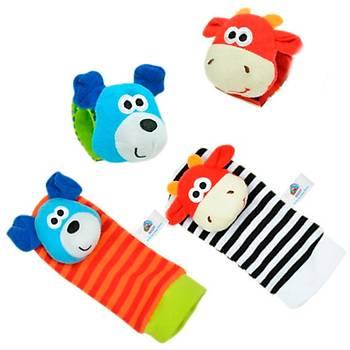 Sozzy Toys Çýngýraklý Çorap ve Bileklik Seti - SZY119