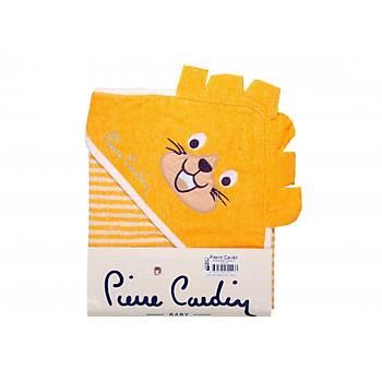 Pierre Cardin Kundak Banyo Havlusu 75x75 cm - Aslan