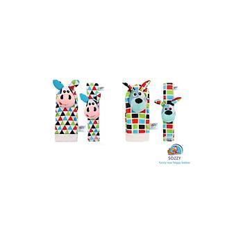 Sozzy Toys Çýngýraklý Çorap ve Bileklik Seti - SZY120