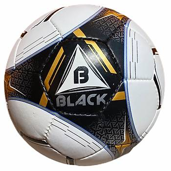 Futbol Topu Black Quantum 5 No