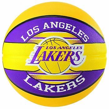 Basketbol Topu Spalding NBA LA Lakers