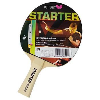 Masa Tenisi Raketi Butterfly Starter