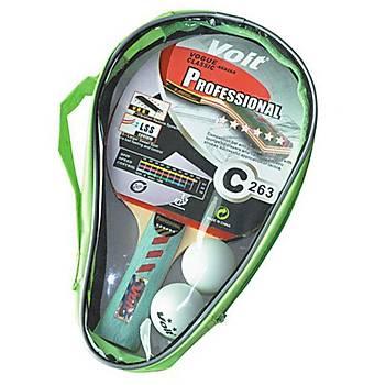 Masa Tenisi Raketi Voit Professional