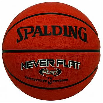 Basketbol Topu Spalding Never Flat