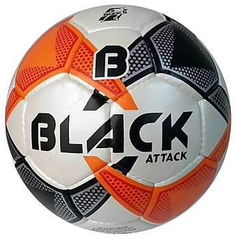 Futbol Topu Black Attack