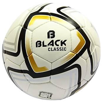 Futbol Topu Black Classic