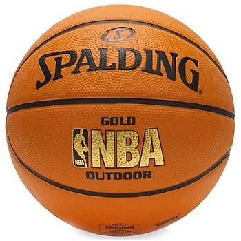 Basketbol Topu Spalding NBA Gold