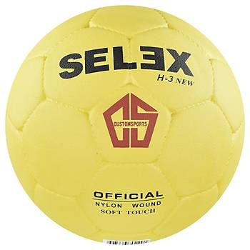 Hentbol Topu Selex H3