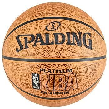 Basketbol Topu Spalding NBA Platinum