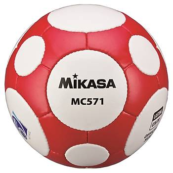 Futbol Topu Mikasa MC571 Kýrmýzý