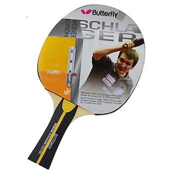 Masa Tenisi Raketi Butterfly Schlager Silver