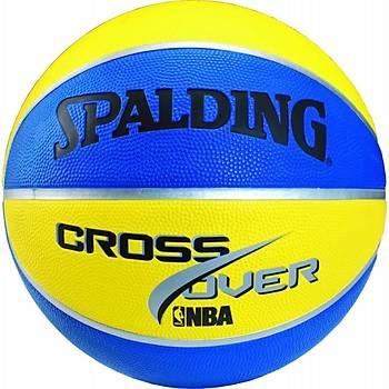 Basketbol Topu Spalding Crossover Color