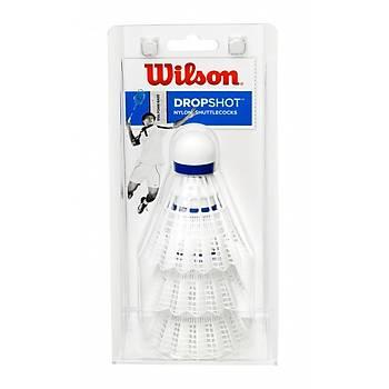 Badminton Topu Wilson Dropshop 3'lü