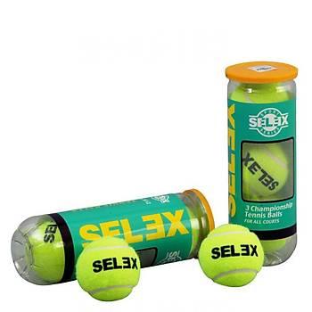 Tenis Topu Selex 612