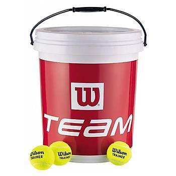 Tenis Topu Wilson Team 72'li Kova