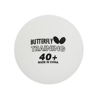 Masa Tenisi Topu Butterfly Training Balls 40+