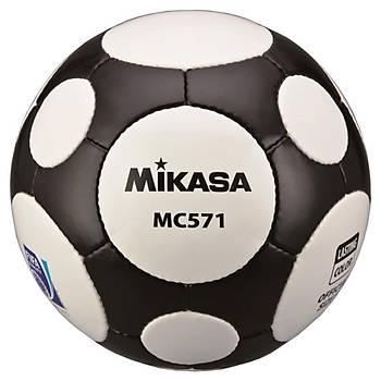 Futbol Topu Mikasa MC571 Siyah