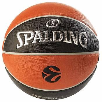 Basketbol Topu Spalding TF-500 Turkish Euroleague
