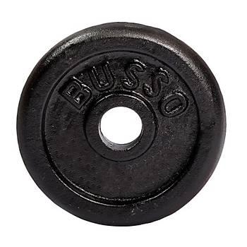 Döküm Plaka Busso Siyah 5 kg.